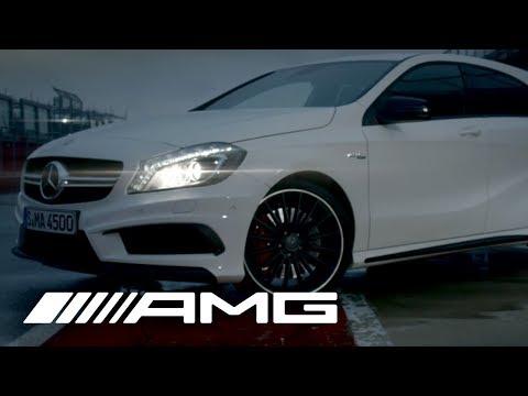 Mercedes Benz  A Class Хетчбек класса B - рекламное видео 5
