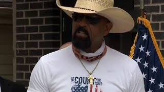 Video: Former Sheriff David Clarke: failing families, schools