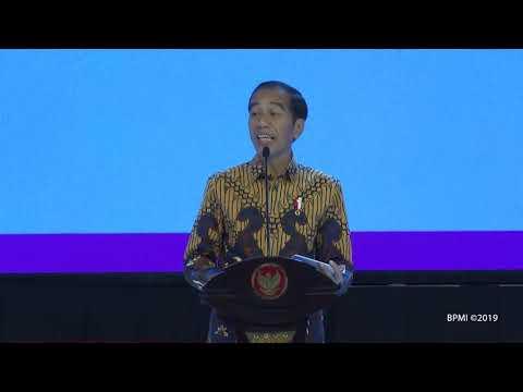 Peresmian Pembukaan Musyawarah Perencanaan Pembangunan Nasional, Jakarta, 9 Mei 2019