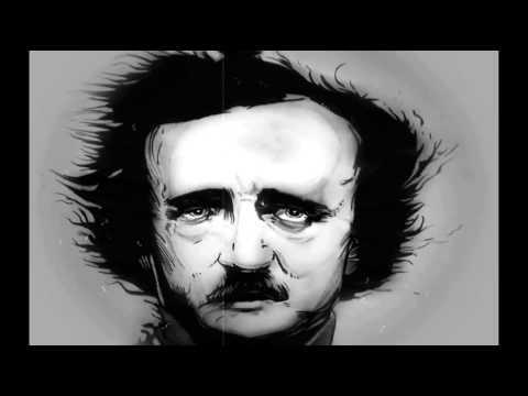 The Raven By Edgar Allan Poe Poem animation