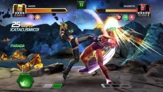Magneto Inmortal - ¿Cómo ganarle? | Acto 4 | Capítulo dos | Misión 6. Desafío