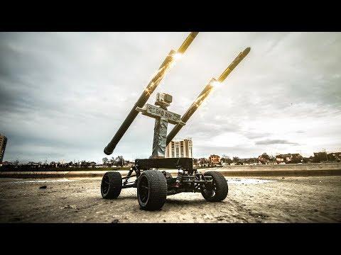 Ракеты + RC Машинка.СУПЕР ОРУЖИЕ