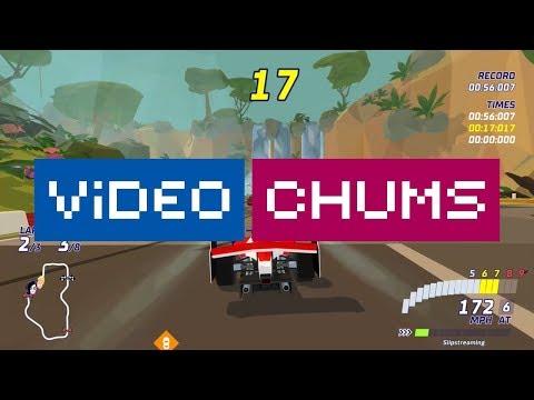 Gameplay de Hotshot Racing