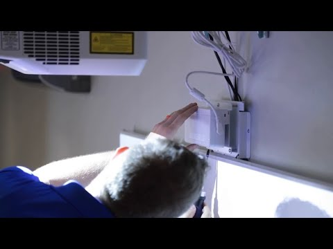 Part 7: Installing the BrightLink Control Pad and Covers