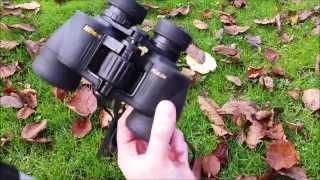Nikon Aculon 7x35 Fernglas Review