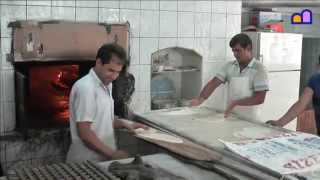 preview picture of video 'Turkey - Bakery in  Şanlıurfa'
