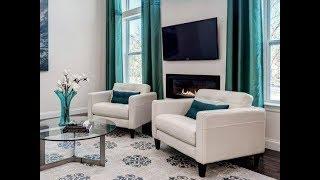 32 Ideas For Interior Decoration Color Green Emerald