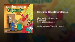 Christmas Time (Greensleeves)