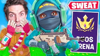 JOURNEY TO CHAMPION with LazarBeam...