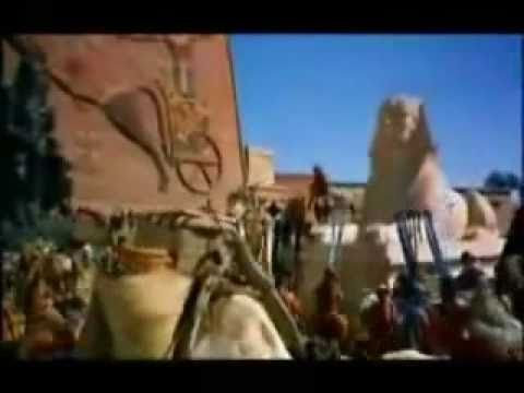 FIRE CLOUD- MOSES