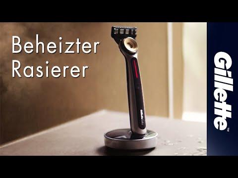Gillette Heated Razor shaver for men starter kit from GilletteLabs