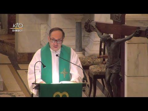 Messe du 30 août 2021 à Notre-Dame de la Garde