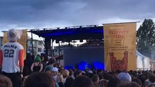 "Beach House ""Lazuli""  Live @ Sub Pop's 30th Festival on Alki Beach Seattle, WA 8/11/2018 SPF30"