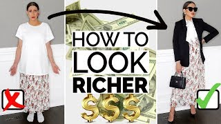 12 Ways to Look Richer Than You Are