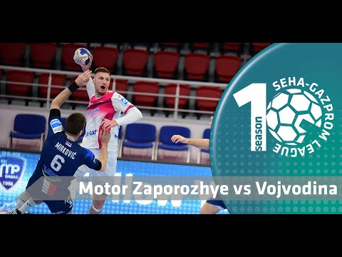 Exciting match ending in Zaporozhye! I Match highlights I Motor Zaporozhye vs Vojvodina