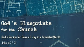 God's Recipe For Peace & Joy In A Troubled World