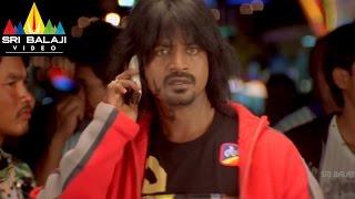 Chirutha Movie Ram Charan And Bikku Action Scene   Ram Charan, Neha Sharma   Sri Balaji Video