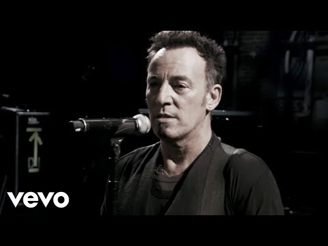 Lyrics For Racing In The Street By Bruce Springsteen Songfacts