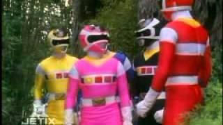Power Rangers In Space - Goodbye Phantom Ranger
