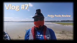 Kayak Chris Vlog 7 Taking care of Business with Potty Packs
