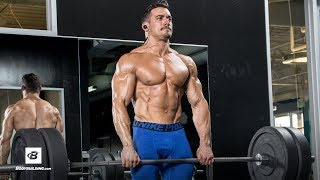 Brian DeCosta's Big Back Workout | Live with Q&A by Bodybuilding.com