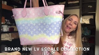 UNBOXING LOUIS VUITTON 2020 NEW RELEASE | UNBOXING LV LIMITED EDITION ESCALE COLLECTION