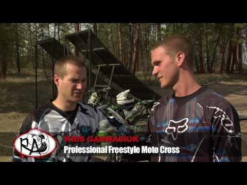 Reckless Abandon - Episode 101 - Freestyle Moto Cross