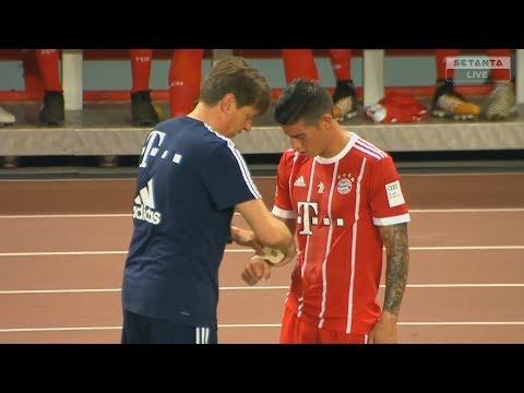 James Rodriguez vs Arsenal HD 720p (19/07/2017) by JamesR10