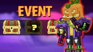 Pixel Gun 3D : Halloween SUPER EVENT! [Review]