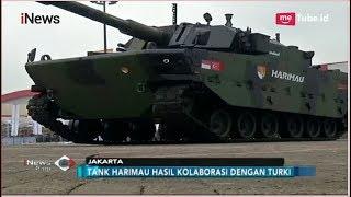Download Video Diikuti 59 Negara, Tank Harimau di Pameran Indo Defence 2018 Jadi Pusat Perhatian - iNews Pagi 10/11 MP3 3GP MP4