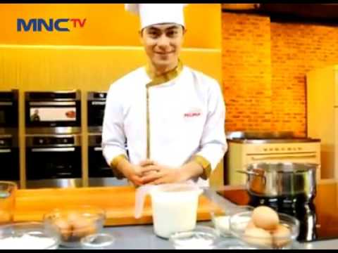Video Resep Kue Sus Royal Butter Cream - Dapur Inspirasi Ramadhan Palmia