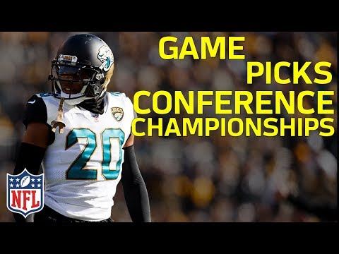 AFC & NFC Championship Game Picks! | NFL Highlights