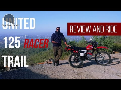 United 125 Racer Trail – Review and Ride