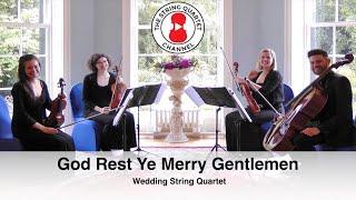 God Rest Ye Merry Gentlemen (Christmas Carol) Wedding String Quartet