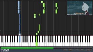 Fairy Tail Ending 7 - Hitori Samishiku (Synthesia)