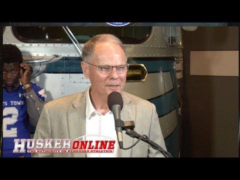 HOL HD: Frank Solich returns to Nebraska to accept the Tom Osborne Legacy Award