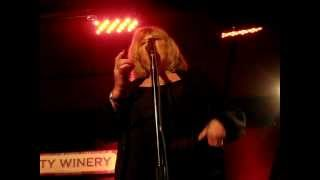 "MARIANNE FAITHFULL w/ MARC RIBOT -- ""BLAZING AWAY"""