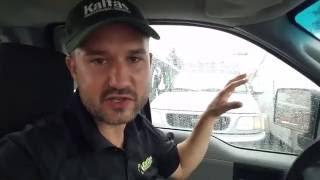 Where do I park my landscaping Trailer, Trucks, Equipment?