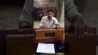 Rampravesh Vishwakarma Live Song On Harmonium