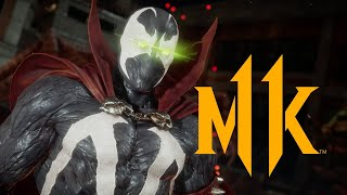 Trailer Gameplay Spawn - ITALIANO