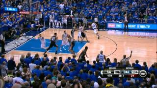 San Antonio Spurs Vs Dallas Mavericks Game 3 Fourth Quarter Highlights Vinsanity!