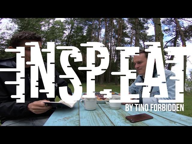 INSP.EAT w/ Jakub Ptačin: Life hack na kreativitu? Vyspať sa, najesť sa, ísť sa prejsť