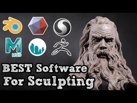 Best Sculpting software for Beginners