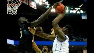 Zion vs. Tacko: That incredible NCAA tournament battle