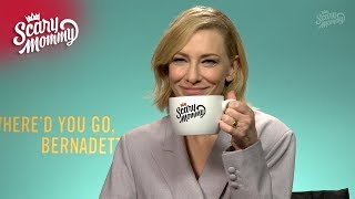 Cate Blanchett Reads Your Hilarious Confessions | Scary Mommy Confessional