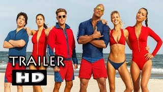 Baywatch  Official Trailer  3  Paramount Pictures International