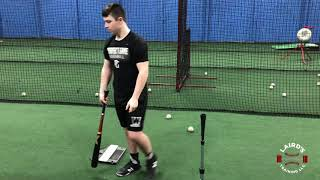Feel the Load & Hip Coil w/King of The Hill Trainer | Best Hitting Drills