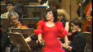 Falla: La vida breve - Act II Scene 1: Danza, Castanets.Dancer: Lucero Tena