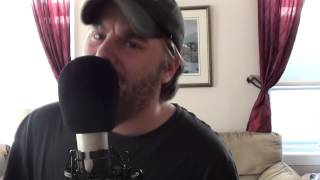 A Dark Halo - Burn It All (Vocal Cover)
