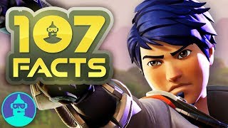 107 Fortnite & Battle Royale Facts YOU Should Know!